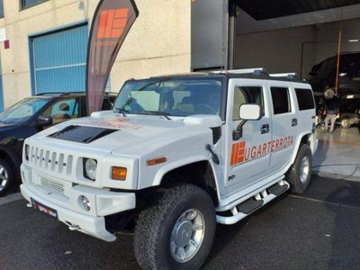 usado Hummer H2 6.0 V8 Luxury