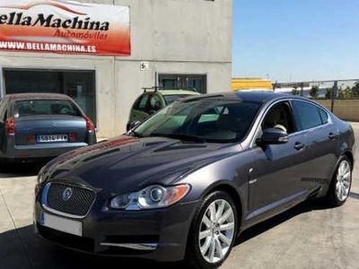 gebraucht Jaguar XF 2.7D V6 Premium Luxury Aut. *** IMPECABLE ***