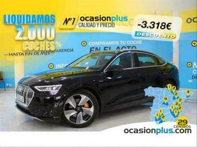 usado Audi E-Tron Sportback