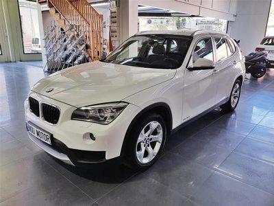 usado BMW X1 18d 143cv xDrive