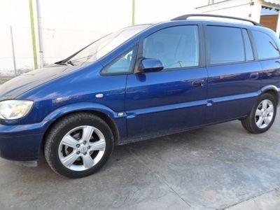 gebraucht Opel Zafira 2.2dti 16v Blue Line