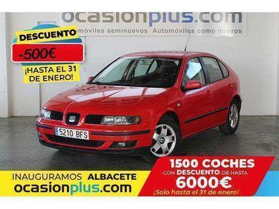 usado Seat Leon 1.9TDi Sport 110 CV
