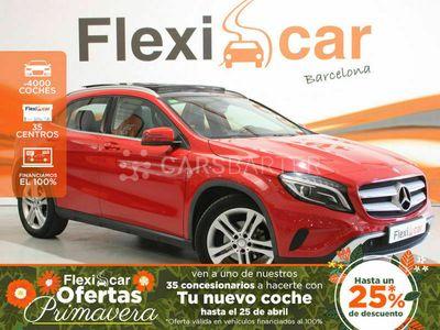 usado Mercedes GLA220 GLA 220CDI 4Matic Edition 1 5p