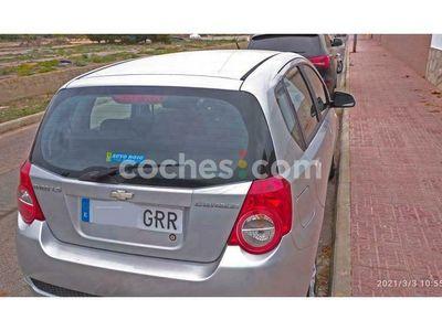 usado Chevrolet Aveo 1.2 16v Ls 84 cv en Alicante