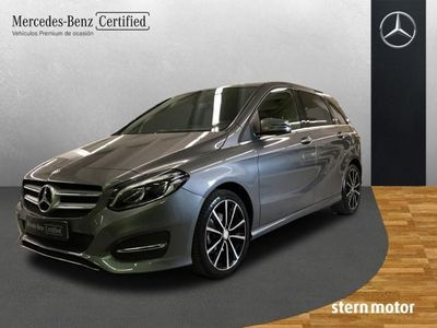 used Mercedes B200 d 7G-DCT SPORT