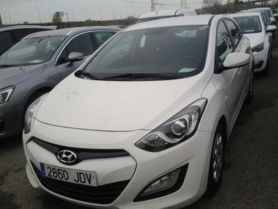 brugt Hyundai i30 1.6CRDi Klass