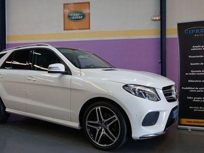 usado Mercedes GLE350 d 4Matic Aut.