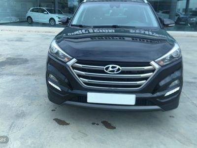 usado Hyundai Tucson 2.0 CRDi 136cv BlueDrive Tecno 4x2