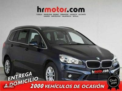 usado BMW 216 Serie 2 Gran Tourer d