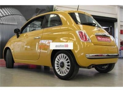 used Fiat 500 500 1.269 CV LOUNGE 3P.