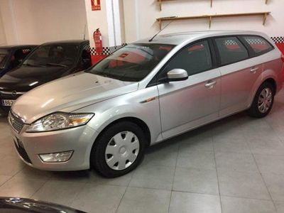usado Ford Mondeo 2.0TDCi Limited Edition 140 PS