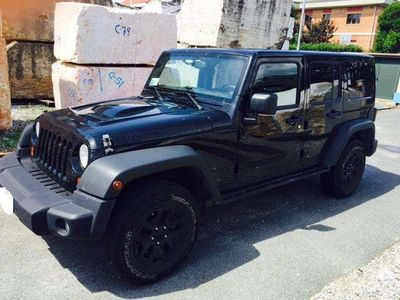 usado Jeep Wrangler Unlimited 2.8CRD Moab Aut.