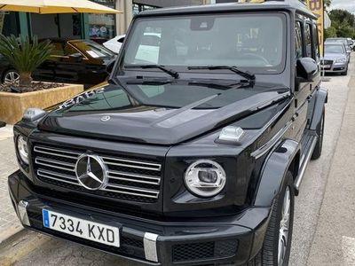 usado Mercedes G500 ClaseAut.