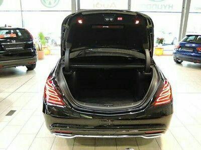 usado Mercedes S350 d Largo 9G *Panorámico* BURMESTER / DVD / TV