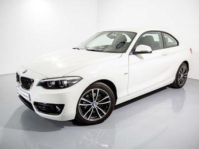 usado BMW 218 218 d Coupe 110 kW (150 CV)