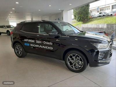 usado Ssangyong Korando G15T Limited 4x4 Auto