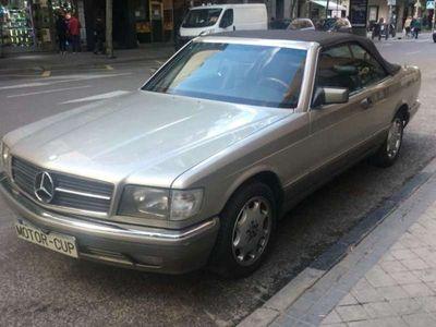 usado Mercedes 500 Cabrio