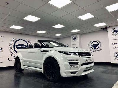 usado Land Rover Range Rover evoque Convertible 2.0TD4 HSE Dynamic 4WD 180 Aut.