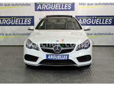 usado Mercedes 350 Clase E E CoupéAut. 306 cv en Madrid