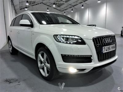 usado Audi Q7 3.0 Tdi 245cv Quattro Tiptronic Ambiente 5p. -12