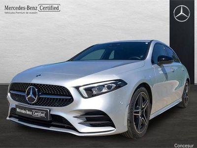 usado Mercedes A200 Clase8G-DCT