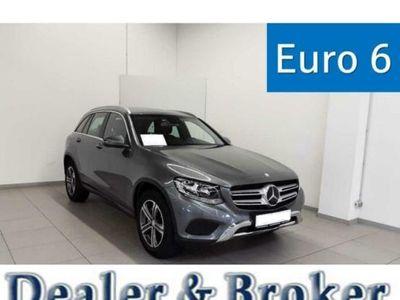 usado Mercedes GLC220 d 4M ACC, COMAND, A BAJO COSTE CON DTO CASHBACK