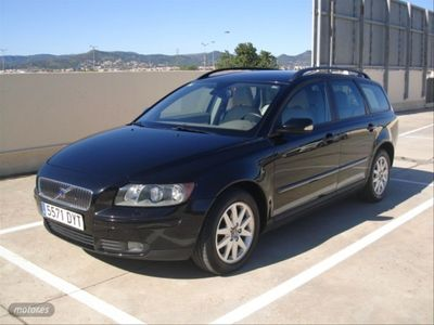 usado Volvo V50 2.4 Kinetic Geartronic