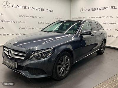 usado Mercedes 220 Clase C C Estate7G Plus