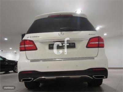 usado Mercedes GLS350 Clase CLSd 4MATIC