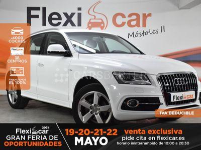 usado Audi Q5 2.0 TDI clean d 190CV quattro S line ed 5p