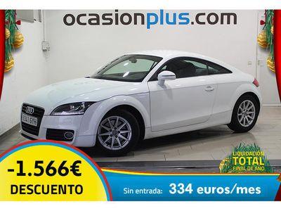 usado Audi TT 1.8 TFSI 118 kW (160 CV)