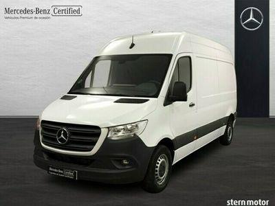 usado Mercedes Sprinter Furgón 311 CDI Medio 3.5T T. ALTO 84 kW (114 CV)