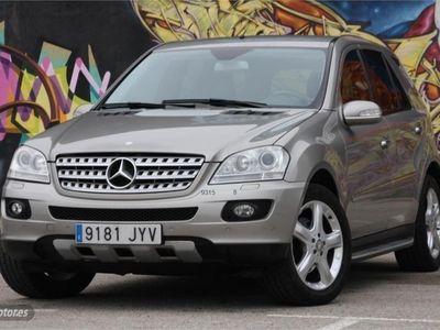 gebraucht Mercedes ML320 CDI Edition 10 Aut.*FULL* GPS*SUSPENSION*CUERO*