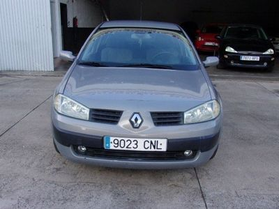 usado Renault Mégane SEDAN CONFORT AUTHENTIQUE 1.9DCI