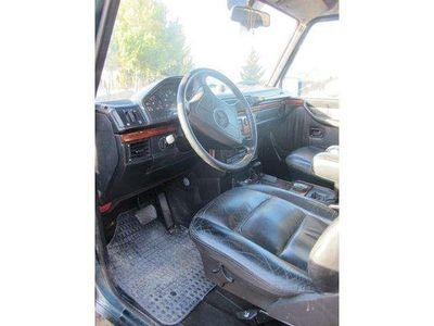usado Mercedes G350 GD Turbo SW Corto