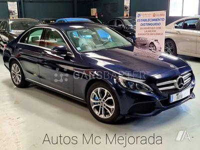 usado Mercedes C350 350 e