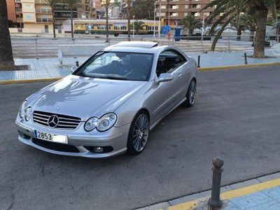 usado Mercedes CLK55 AMG AMG