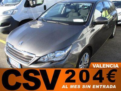 "brugt Peugeot 308 SW 2.0 BlueHDi BUSSINESS EAT6 150CV ""204€/MES"""
