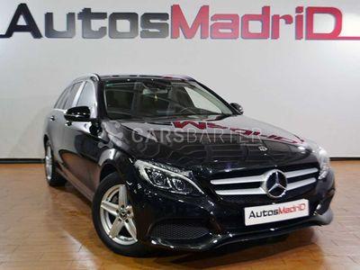 usado Mercedes C220 C 220d Estate 5p
