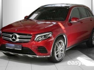 używany Mercedes GLC220 classed 4m amg diesel