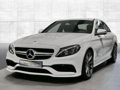 brugt Mercedes C63 AMG AMG Sedan LED Keyl-GO Nav