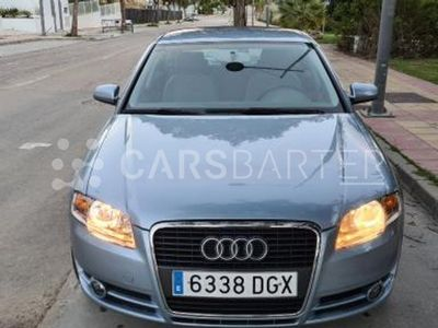 usado Audi A4 1.8 T multitronic 7 vel. 4p