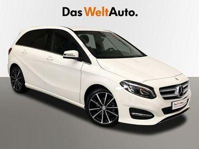 usado Mercedes B200 d 100 kW (136 CV)
