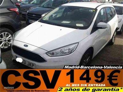 gebraucht Ford Focus 1.5 TDCi E6 120 Trend Sportbreak