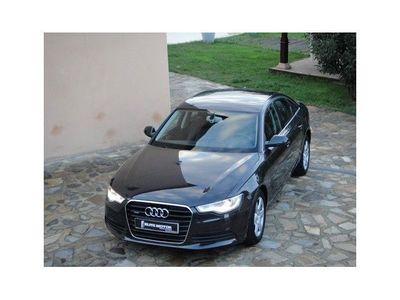 usado Audi A6 3.0TDI quattro S-Tronic (TRACCION 4x4+NAVI+CUERO)