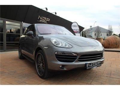 used Porsche Cayenne Diesel 245 Aut. Nacional