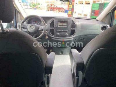 usado Mercedes Vito Mixto 119 Cdi Compacta Aut. 190 cv en Cuenca
