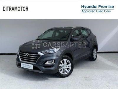 usado Hyundai Tucson 1.6 CRDI 85kW (116CV) 48V SLE 4X2