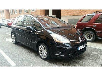 usado Citroën C4 Picasso 1.6HDI Exclusive CMP automatico