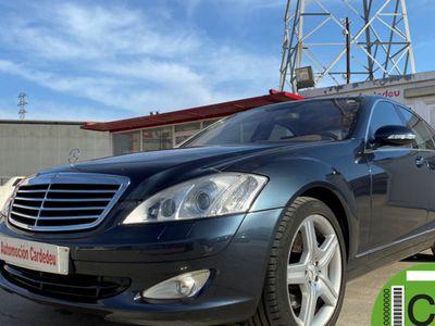 usado Mercedes S500 Aut. 388 CV